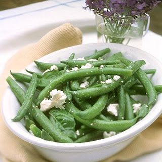 Green Beans with Ricotta Salata