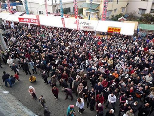 高橋稲荷神社初午大祭