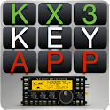 KX3 KeyApp for Ham Radio icon
