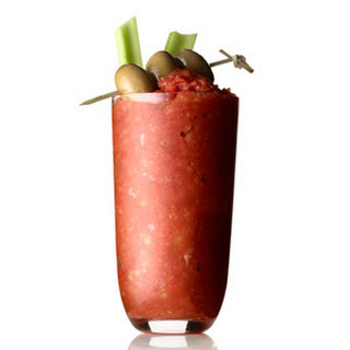 Spicy Frozen Bloody Marys