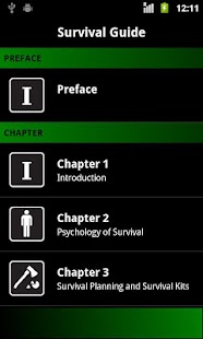 Survival Guide (Pocket Book) - screenshot thumbnail