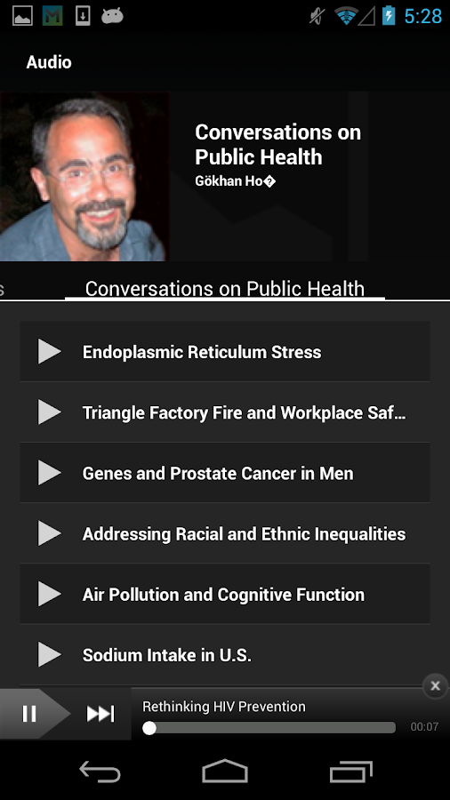 Public Health News - screenshot