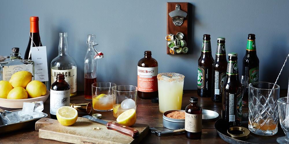 Cocktail Party Essentials