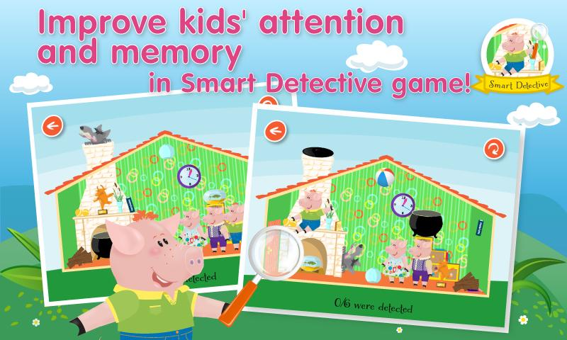 Three Little Pigs Lite- screenshot