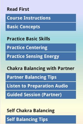 Chakra Balance Energy Healing - screenshot