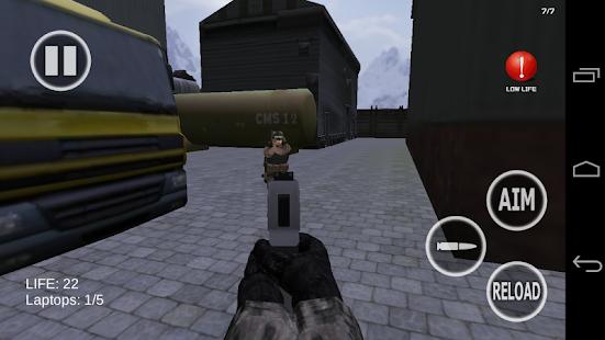 【免費動作App】戰爭模擬器 - 射擊遊戲3D-APP點子