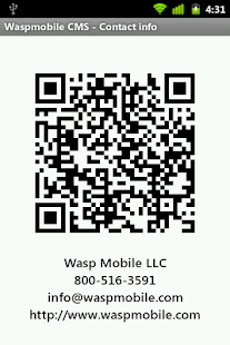 Wasp Scan - screenshot thumbnail