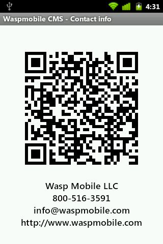 Wasp Scan - screenshot