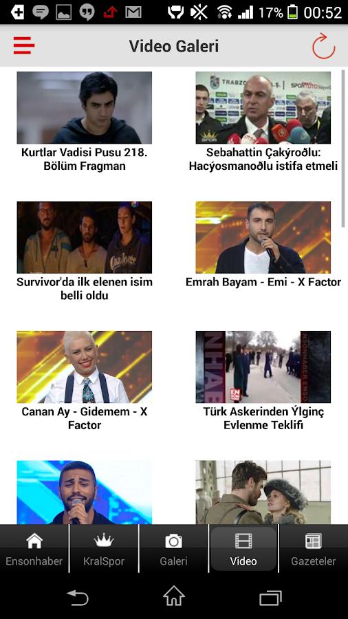En Son Haber - Güncel Haberler- screenshot