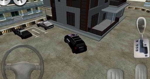 Police 3D Car Parking 1.2 screenshots 4