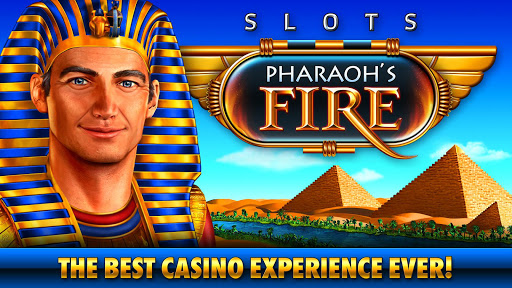Slots - Pharaoh's Fire 3.12.1 screenshots 1