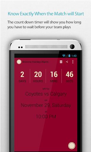 Arizona Hockey Alarm