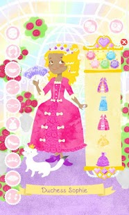 Princess Fashion Show Dress Up- screenshot thumbnail