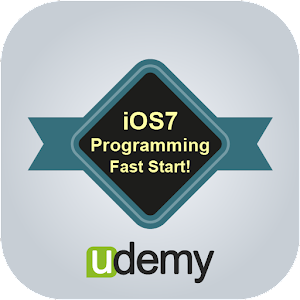 Udemy iOS7 Programming Course Icon