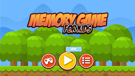 Memory Game (Free) Screenshot