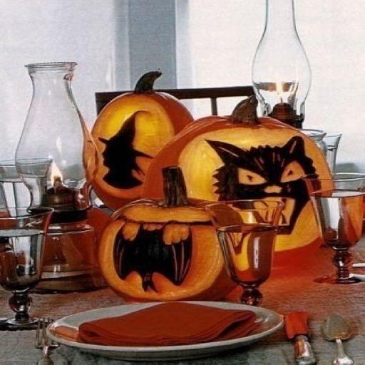 Cool Halloween Background.