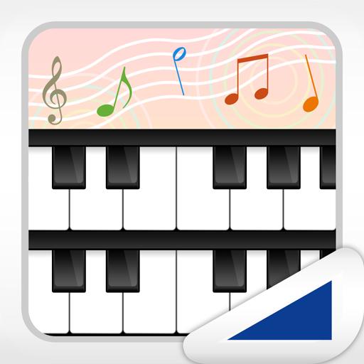 音感トレーニング(あそんでまなぶ!シリーズ) LOGO-APP點子