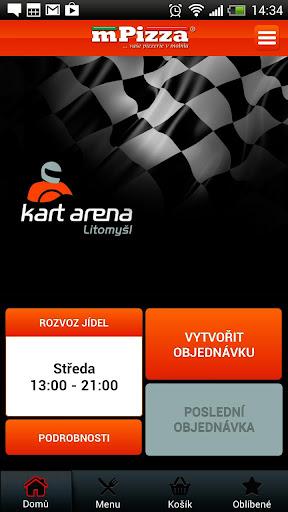 Kart arena Litomyšl