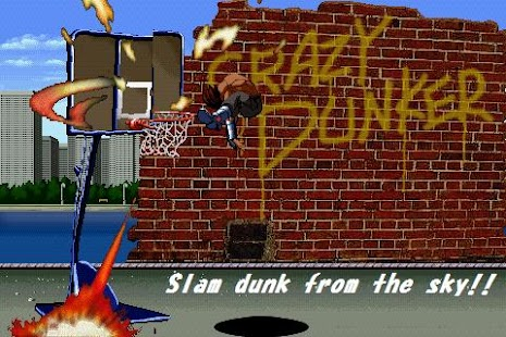 Crazy Dunker - screenshot thumbnail