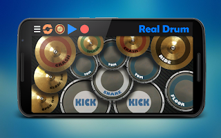 Screenshot of Real Drum