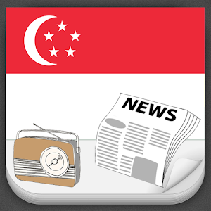Singapore Radio and Newspaper LOGO-APP點子