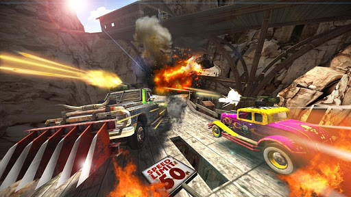 Death Tour- Racing Action Game  screenshots EasyGameCheats.pro 1