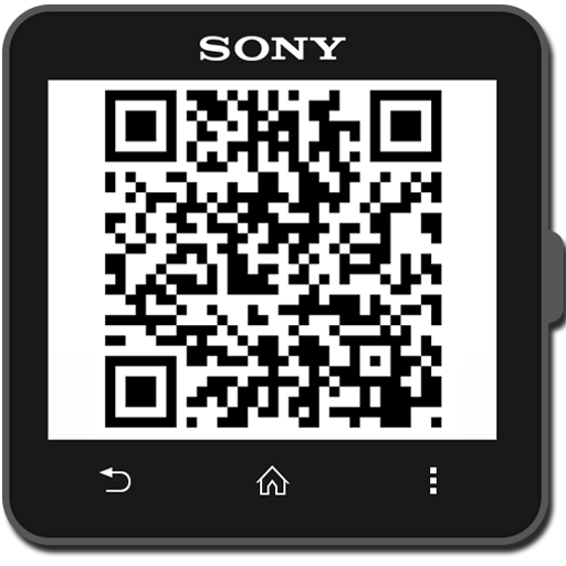 QR Codes for Smartwatch 2 LOGO-APP點子