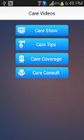 Screenshot of Care World Tv
