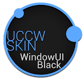 WindowUI Black