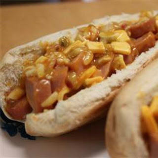 Hot Dog Sandwich Recipes.