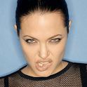 Angelina Jolie HD Live theme icon
