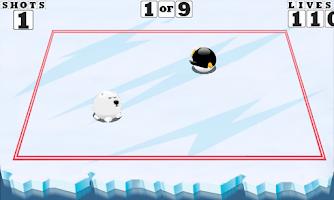 Screenshot of Pool Trick Shot Challenge