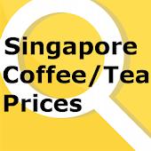 Singapore Coffee/Tea prices