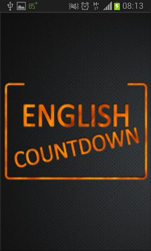 English Countdown