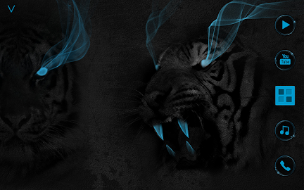 Wild Light Atom theme Screenshot 4