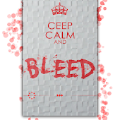 Keep Clam and Bleed Go Locker