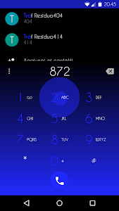 Blue Shade - CM12 Theme v1.0