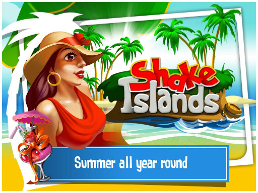 Shake Islands HD