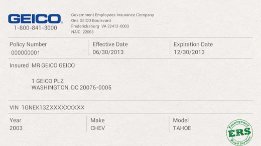Geico Car Insurance Rental Car Coverage