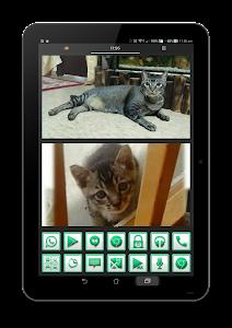 GreenCarbon Icon CM11&Launcher v1.0