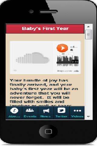 玩免費書籍APP|下載Baby's First Year app不用錢|硬是要APP