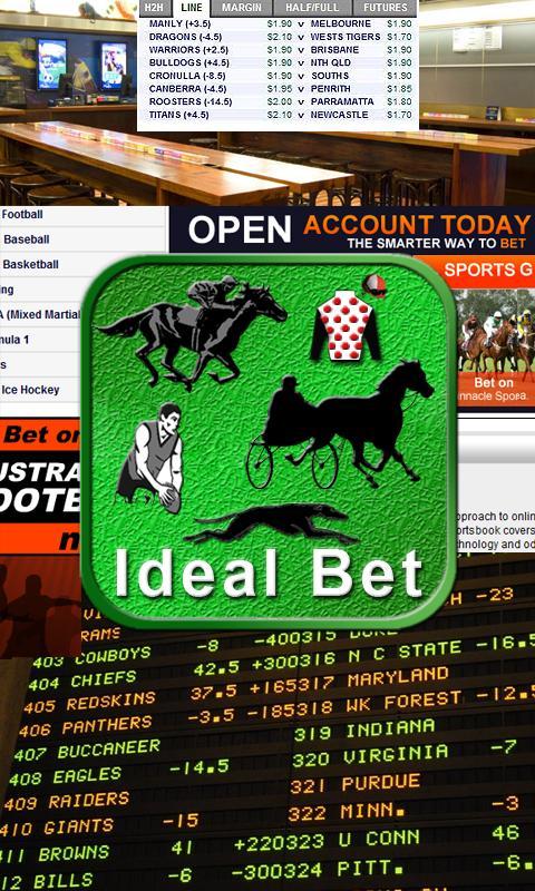 Ideal Bet- screenshot