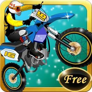 雪騎士 賽車遊戲 App LOGO-硬是要APP