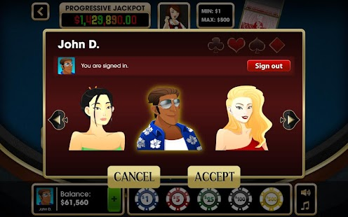 Caribbean Stud Poker - screenshot thumbnail