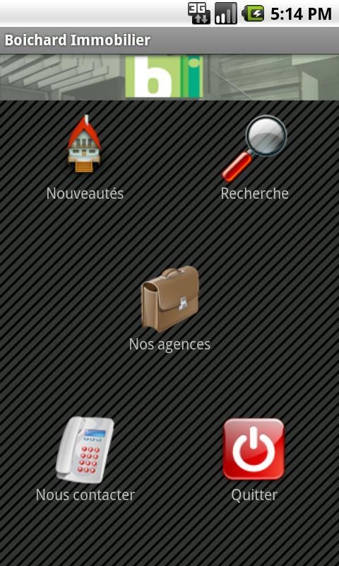 boichard immobilier- screenshot