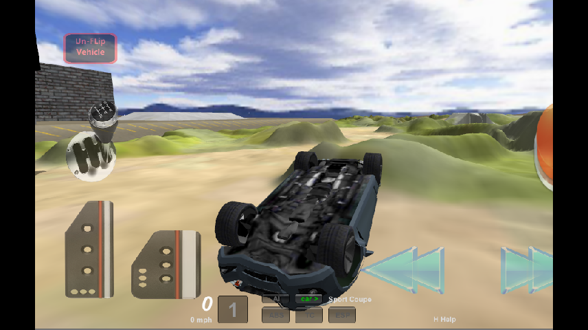 Stunt Car Driving 3D- screenshot