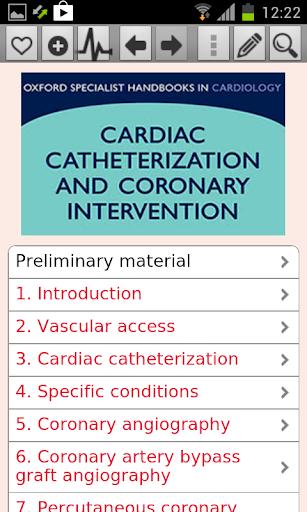 Cardiac Cath. Coron. Interv.