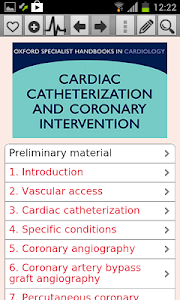 Cardiac Cath. & Coron. Interv. screenshot 0