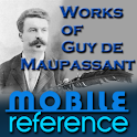 Works of Guy de Maupassant logo