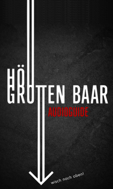 Hoellgrotten Audioguide- screenshot